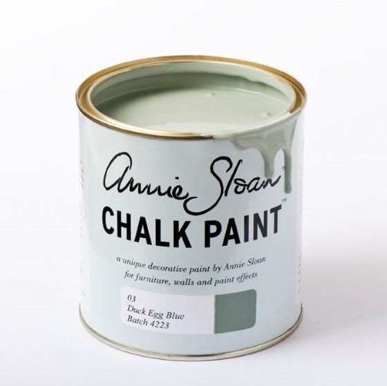 Duck Egg Blue- Annie Sloan Chalk Paint